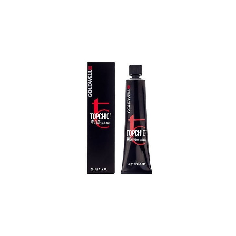 GOLDWELL - TOPCHIC - PERMANENT HAIR COLOR - 7N (60ml) Colore permanente