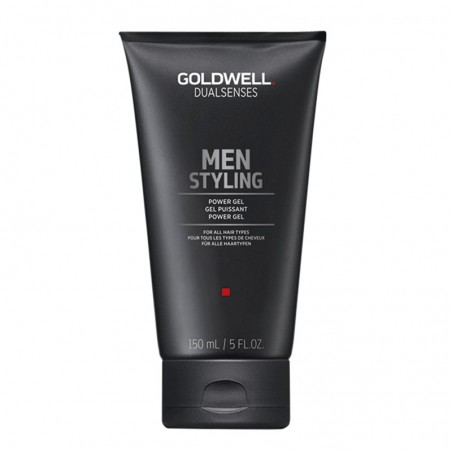 GOLDWELL - DUALSENSES - MEN STYLING POWER GEL (150ml) - Gel
