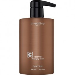 COTRIL - CREATIVE WALK KERATIN 3 - Detangling Cream (500ml) Crema districante