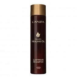L'ANZA - KERATIN HEALING OIL - Lustrous (300ml) Shampoo