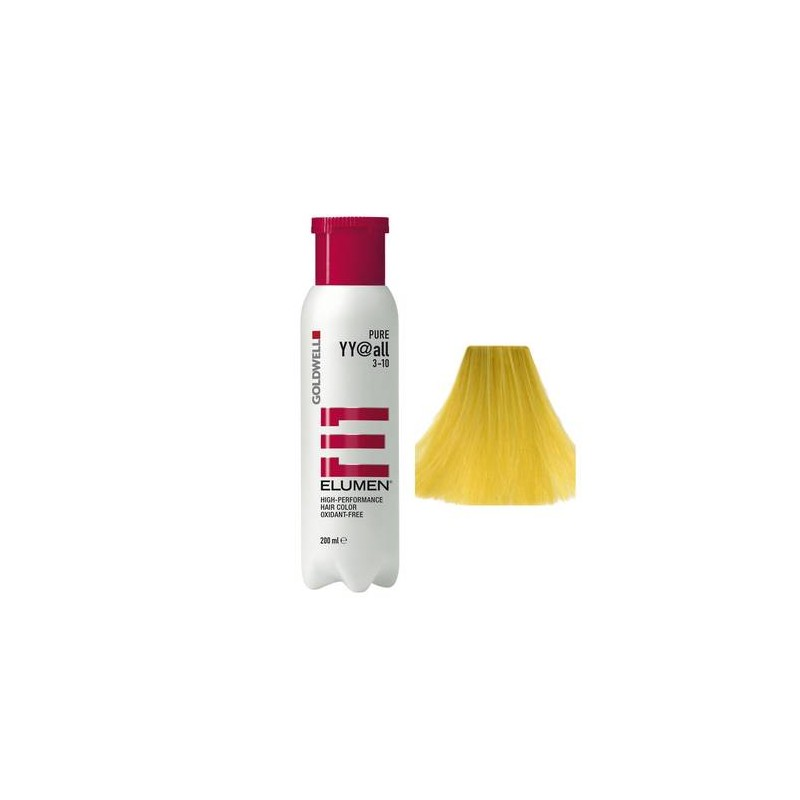 Goldwell Elumen - Pure - YY@ALL Giallo (200ml) Tinta per capelli