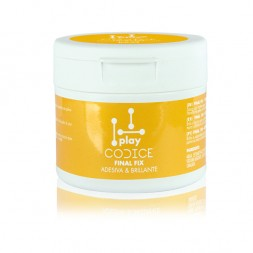 INCO - CODICE PLAY - FINAL FIX (100ml) Gel brillante