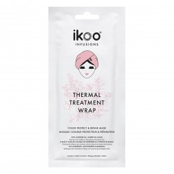 IKOO - INFUSIONS THERMAL TREATMENT WRAP COLOR PROTECT e REPAIR MASK (35g) Maschere