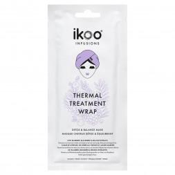 IKOO - INFUSIONS THERMAL TREATMENT WRAP DETOX e BALANCE MASK (35g) Maschere