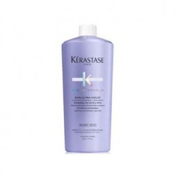KERASTASE - BLOND ABSOLU - Bain ultra-violet (1000ml) Shampoo con pigmenti viola