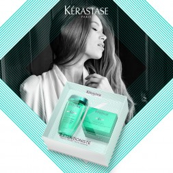 KERASTASE - RESISTANCE - Bain Extentioniste + Masque Extentioniste - Kit Shampoo e Mschera