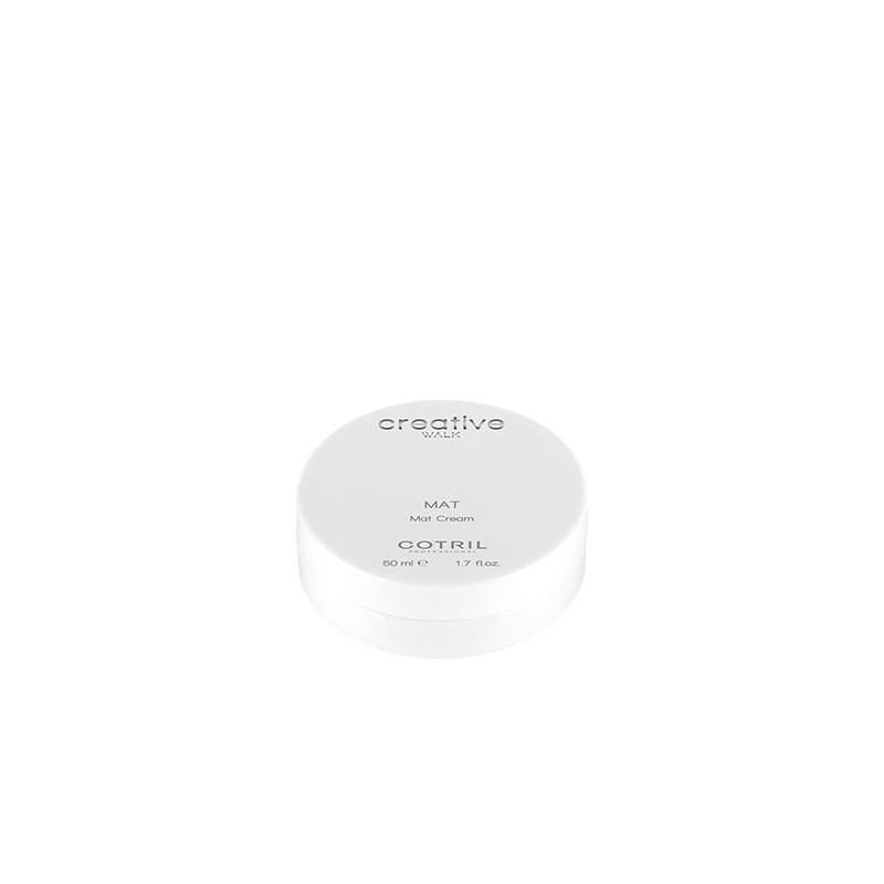 COTRIL - CREATIVE WALK - MAT cream (50ml) Styling - Finish