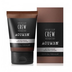 AMERICAN CREW - ACUMEN - AFTER SHAVE COOLING LOTION - Dopobarba