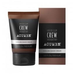 AMERICAN CREW - ACUMEN - COOLING SHAVE CREAM - Crema da barba