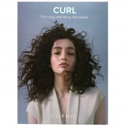 COTRIL - CURL - KIT -Shampoo - Conditioner - Spray Ravviva Ricci