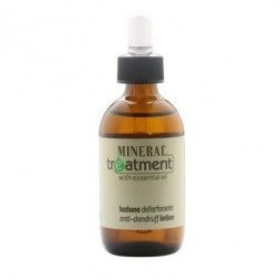 EMMEBI ITALIA - MINERAL TREATMENT - EARTH - LOZIONE DEFORFORANTE 50ml