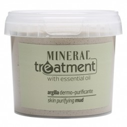 EMMEBI ITALIA - MINERAL TREATMENT - (300ml) ARGILLA DERMO PURIFICANTE