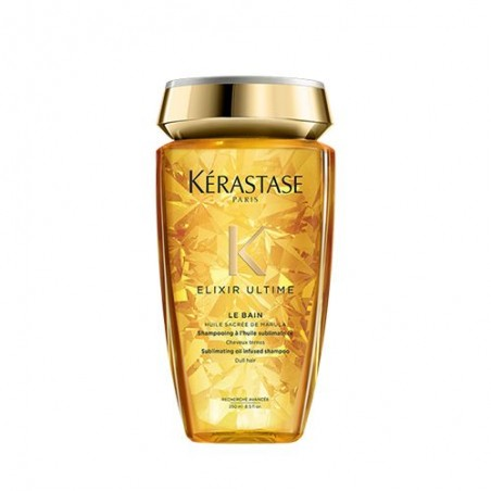 KÉRASTASE - ELIXIR ULTIME - LE BAIN SHAMPOO (250ml) Shampoo illuminante
