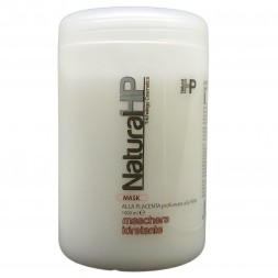 NATURAL HP - LIBERTY HAIR - MASK - Maschera Idratante alla Pera (1000ml)