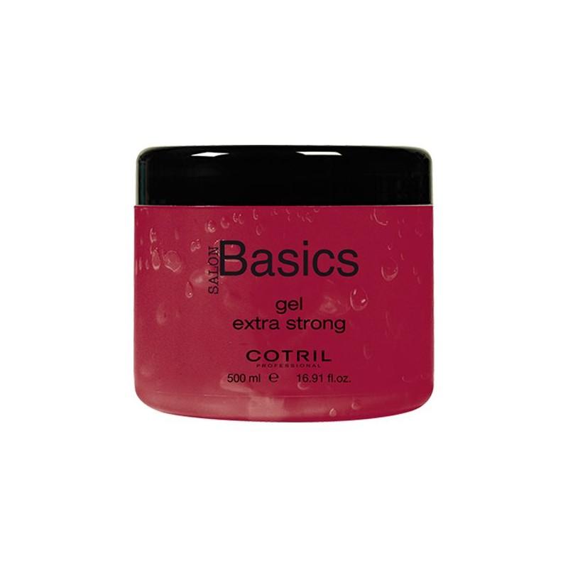 COTRIL - SALON BASICS - Extra Strong (500ml) Gel