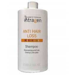 INTRAGEN - COSMETIC TRICHOLOGY - ANTI HAIR LOSS - Shampoo Anticaduta (1000ml)