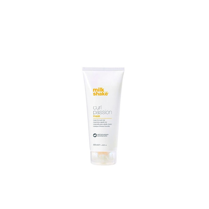 Z.ONE - MILK SHAKE - CURL PASSION MASK (200ml) Maschere