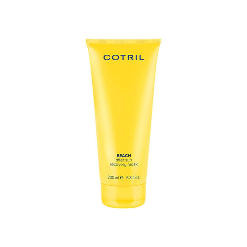COTRIL - BEACH AFTER SUN RECOVERY MASK - Maschera riparatrice (200ml)