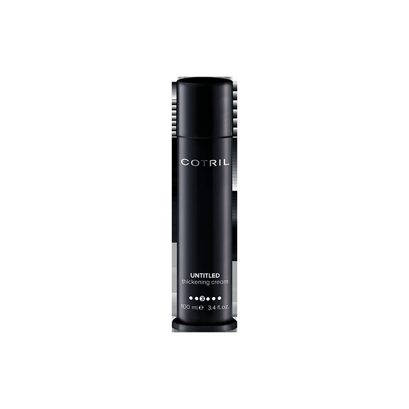 COTRIL - CREATIVE WALK - UNTITLED - Thickening cream (100ml) Crema styling