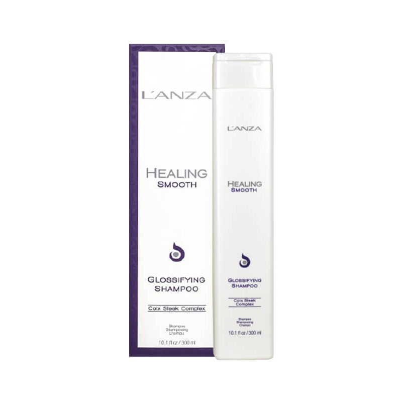 L'ANZA - HEALING SMOOTH - Glossifying Conditioner (250ml) Balsamo