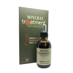 EMMEBI ITALIA - MINERAL TREATMENT - FIRE TC STRONG LOZIONE FATTORE CRESCITA (50ml)