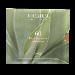 EMMEBI ITALIA - BIONATURE - 60 Days Treatment Anti-Hair Loss - Kit coadiuvante della crescita del capello