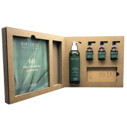 EMMEBI ITALIA - BIONATURE - 60 Days Treatment Anti-Hair Loss - Kit coadiuvante della crescita del capello