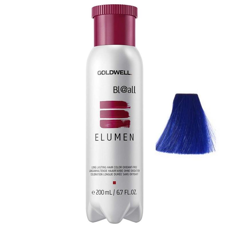Goldwell Elumen - Pure - BL@ALL Blu (200ml) Tinta per capelli