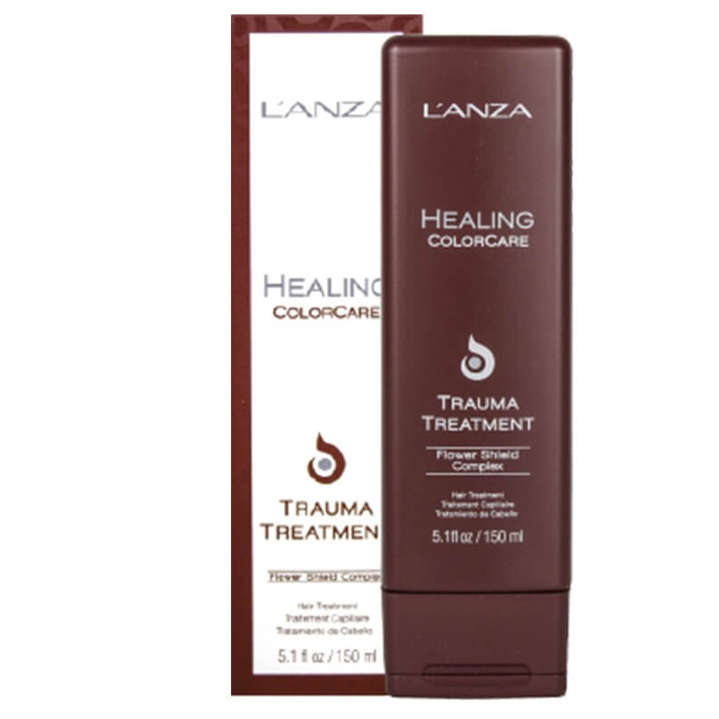 L'ANZA - HEALING COLORCARE - Trauma Treatment (150ml) Trattamento intensivo