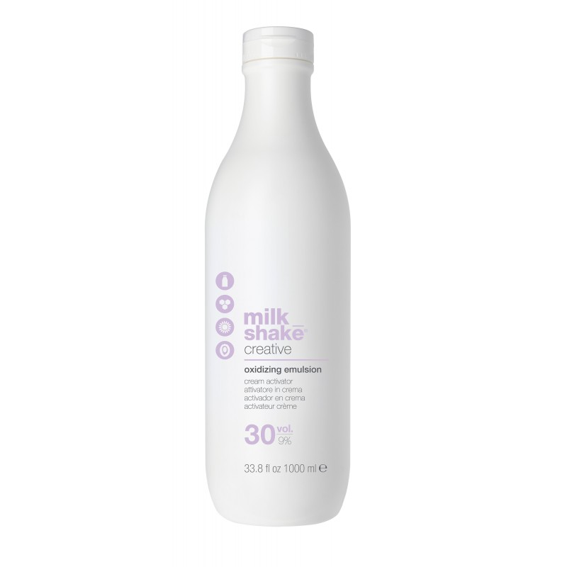 Z.ONE CONCEPT - MILK SHAKE - CREATIVE - 30Vol. Oxidizing Emulsion (1000ml) Schiaritura