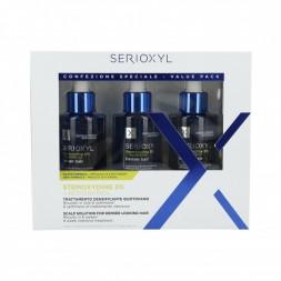 L'OREAL PROFESSIONNEL - SERIOXYL - DENSER HAIR (3X90ml) Kopfhautbehandlung